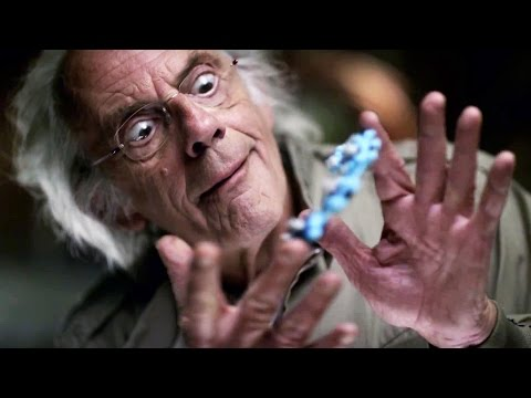 LEGO Dimensions - Back To The Future Trailer (Live Action)