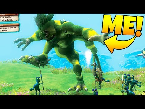 I EAT EVERY LIVING THING ON THIS PLANET - Spore #2 thumbnail