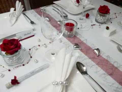 Tischdeko 50. geburtstag frau  Dekoration 50. Geburtstag - YouTube