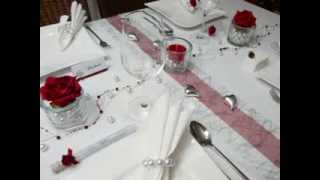 Repeat youtube video Mustertische 2013 - Tischdeko-online mit den Tipps und Tricks für Eure Feier!