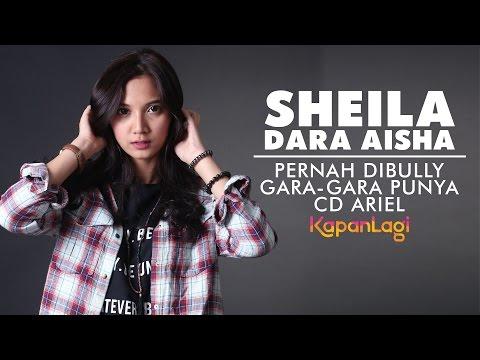 Sheila Dara Aisha Dibully Gara-Gara Ariel