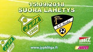 15.09.2018 JyPK - FC Honka klo 17.00 Naisten Liiga