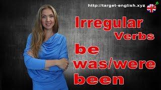 Английский Неправильные глаголы Уроки английского to be Ирина Демченко