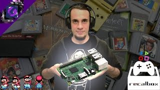 INSTALLATION PAS À PAS DE RECALBOX (Tuto #2 - Raspberry Pi)