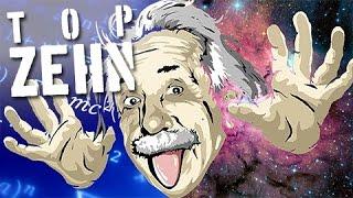 10 Fakten über Einstein