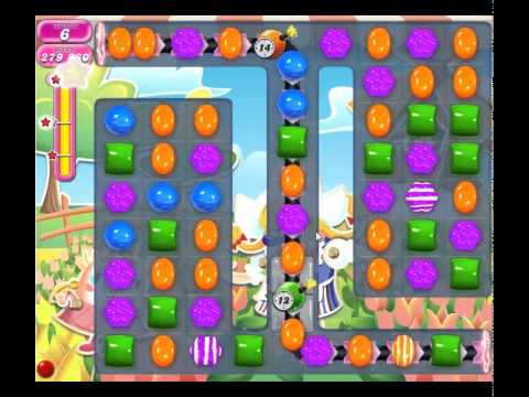 Candy Crush Saga Level 596