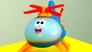 Машины сказки. Логопедические занятия для малышей. Водный транспорт!