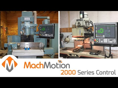 Repeat Servo Encoder Swap on Matsuura Mc500v Mach3 Retrofit