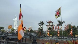 Lễ Đúc Đại Hồng Chung chùa An Lạc xã Giao Thiện