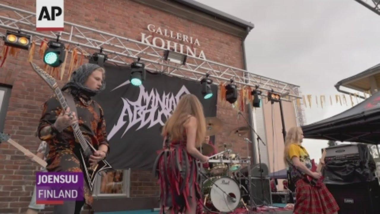 Heavy Metal datant rencontres Campbelltown