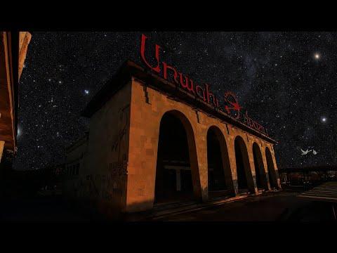 Заброшенный ресторан Арагил / Армянский трип часть 2 / Ереван