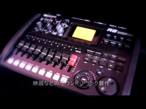 R8 Recorder: Interface: Controller: Sampler
