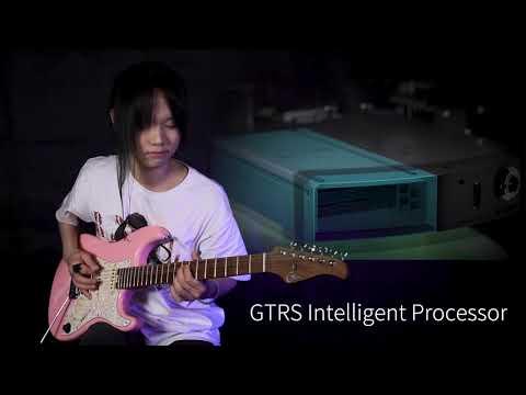 GTRS Intelligent Guitar Official Sound Demo #1