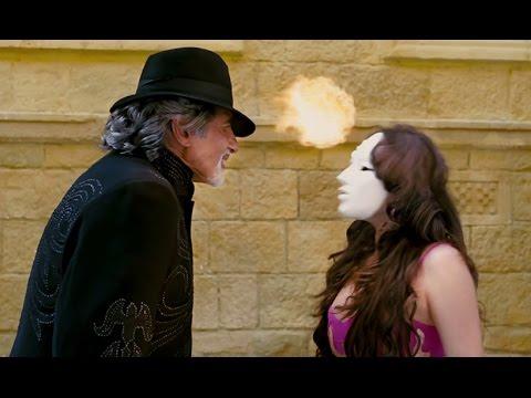 Amitabh Bachchan the life saver - Aladin