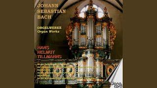 Lobt Gott ihr Christen allzugleich BWV 609