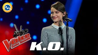Lucie Večeřová - Lost On You (LP) - K.O. 4 - The VOICE Česko Slovensko 2019