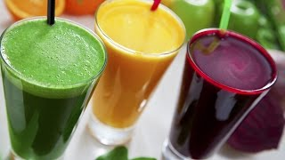 Best Juice Shops in Vancouver