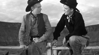 Wagonmaster (John Ford, 1950) Sandy y Travis