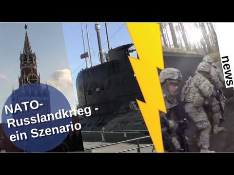 NATO-Russlandkrieg - ein Szenario