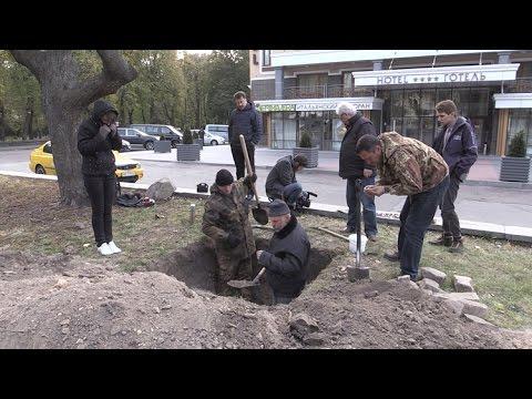Археологічні розкопки на Замковій горі у Житомирі розпо...