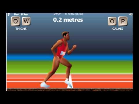 QWOP: Let's Run!