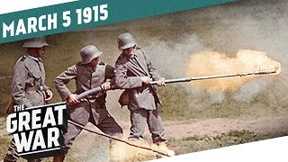 Playing With Fire - The First Flame Thrower I THE GREAT WAR Week 32