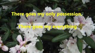 There Goes My Everything lyrics - Engelbert Humperdink