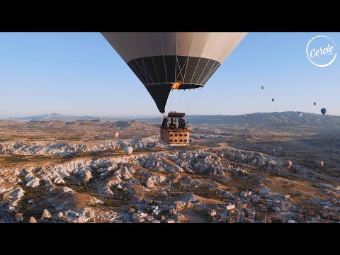 Set at Cappadocia Turkey[[Ben Böhmer live above Cappadocia in Turkey for Cercle]]