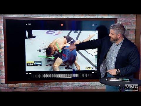 Yair Rodriguezs Insane Elbow KO, Donald Cerrones Arm-bar | Monday Morning Analyst #457