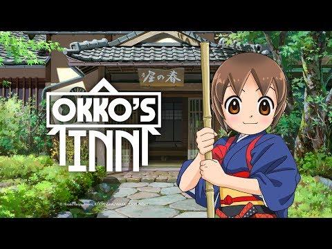 Okko's Inn (Kino-Trailer)