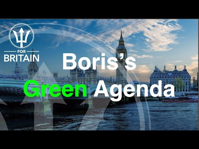 Boris and Climate Change