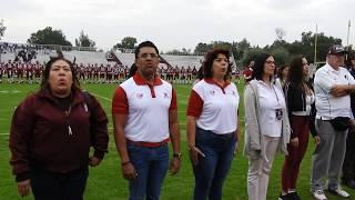 El Equipo de Águilas Blancas se Fusiona con la Tribuna Orgullosamen...