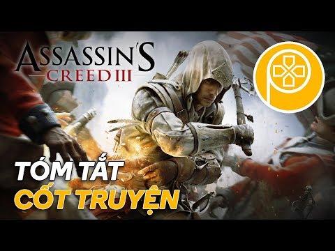 ASSASSIN'S CREED III: Tóm Tắt Cốt Truyện thumbnail