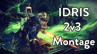 2v3 Idris Montage | Vainglory Gameplay