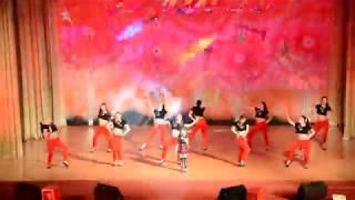 Образцовый коллектив студия современной хореографии ' Стиль жизни' - Химмик( Нюша - где ты там я)