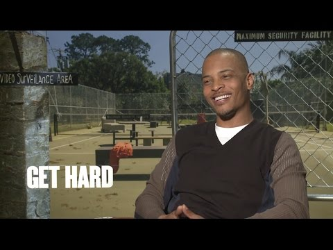 T.I. Harris Talks 'Get Hard' and 'AntMan'