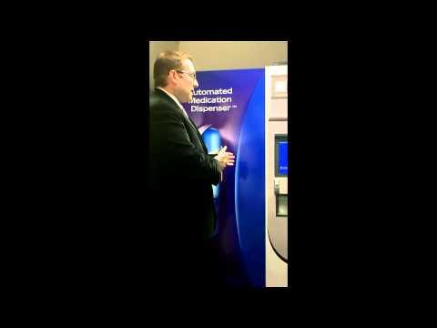 Automated Medication Dispenser