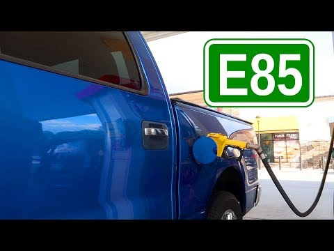 What happens when you put E85 in an F150?