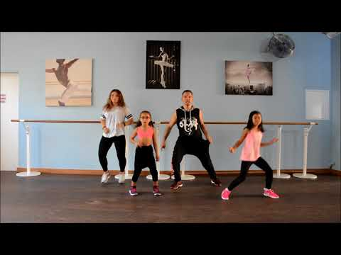 Lisandro Cuxi - Danser - Choréo Zumba Fitness By Denis Souvairan Antibes