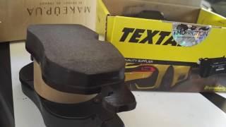 тормозные колодки Opel Vectra C Textar  2373807