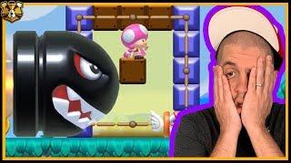 Endless Expert #11: I Blame Carl! Super Mario Maker 2