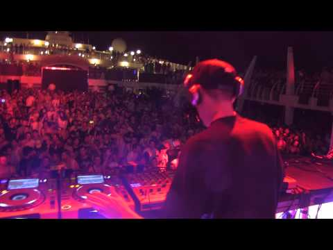 BOYS NOIZE - RESPEK THE SHIPFAM @ HOLY SHIP 2015 - DAY 1 - 1.3.2015