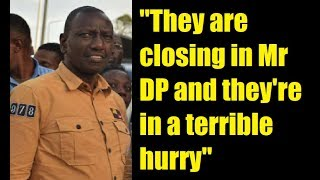 The Fate Of DP Ruto