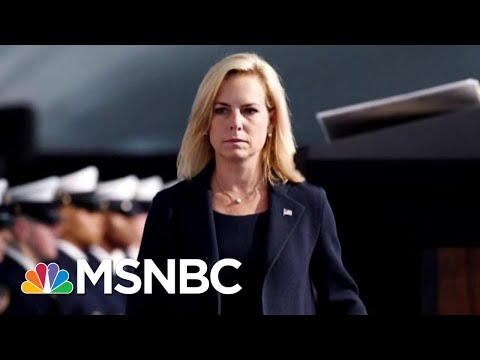 WaPo: President Trump Ready To Oust Homeland Security Boss Kirstjen Nielsen | The 11th Hour | MSNBC