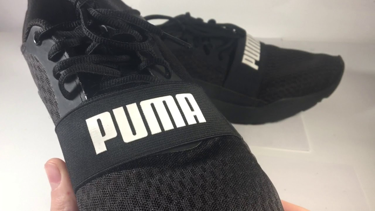 PUMA Men's Wired Tennis shoes Review