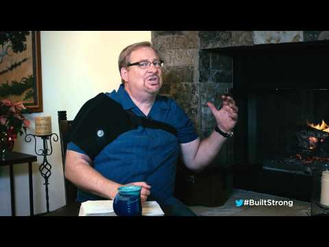 Learn How To Build A Strong Spirit with Rick Warren