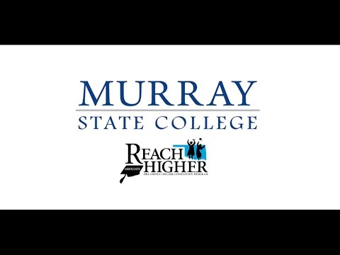 Murray State College - Reach Higher Commercial