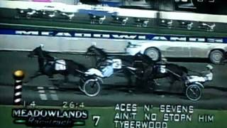2000 meadowlands pace gallo blue chip