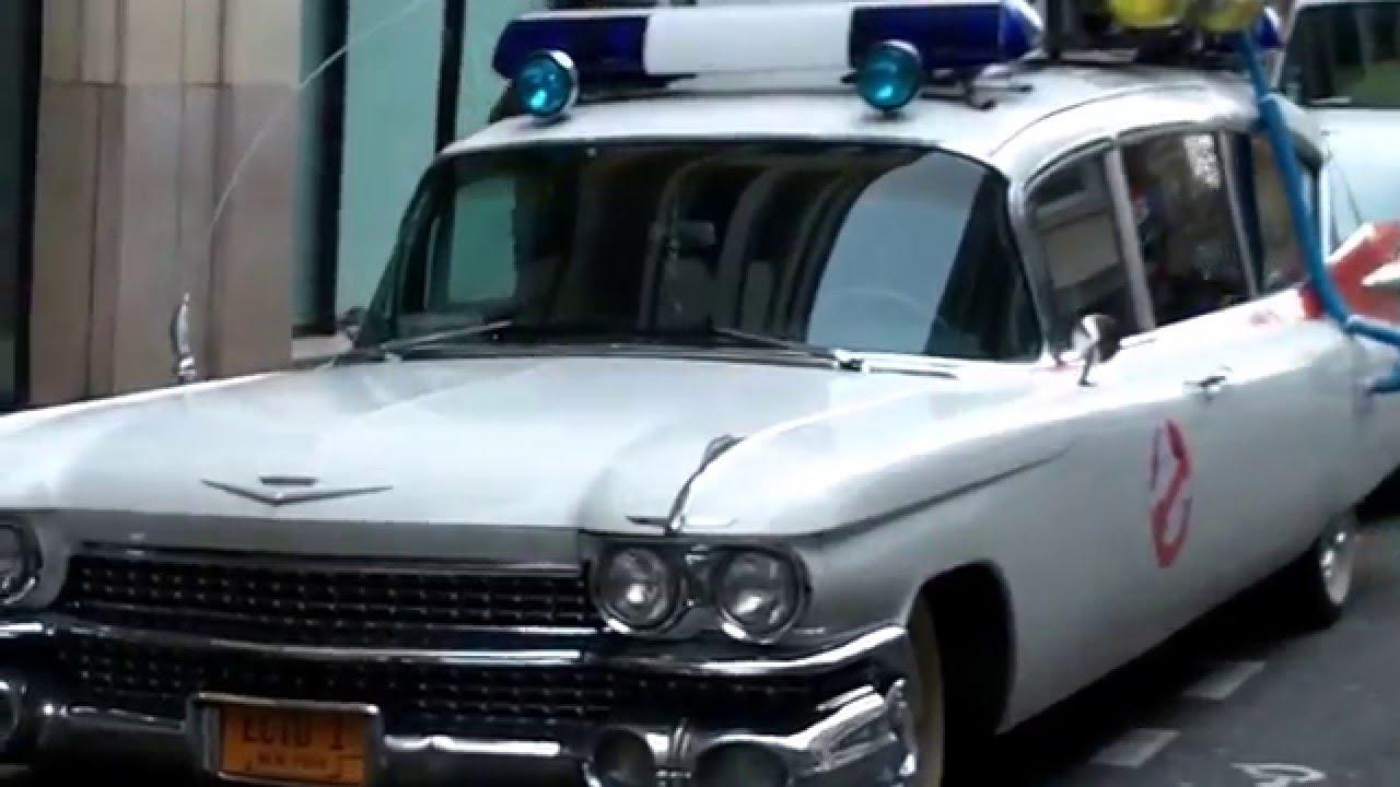 Ghostbusters 3 Car ECTO 1 Ghostbusters II...