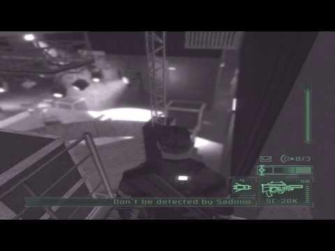 Splinter Cell: Pandora Tomorrow - Part 14: Jakarta - Capturing Sadono